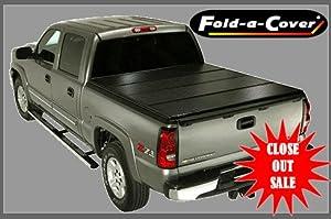 Fold-a-Cover - LS 4-Panel Tonneau Cover - DG2462