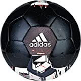 adidas Performance Off Pitch Sala Soccer Ball, Black/Glow In Dark/Dark Grey/Solar Orange Bottom/Chalk White, FUTS