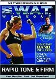 Swat Workout: Rapid Tone [DVD] [Import]