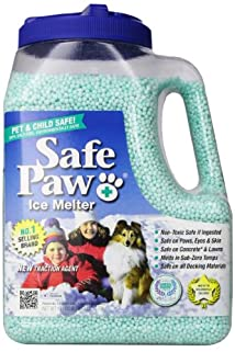 Safe Paw Non-Toxic Ice Melter Pet Safe 8 lbs. 3 oz.