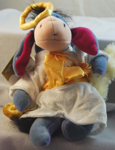 Disney - Mini Bean Bag Choir Angel Eeyore 9""