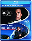 Under Siege / Under Siege: Dark Territory (Double Feature) [Blu-ray]