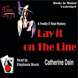 Lay It on the Line Audiobook