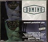 Domino Sweet Potato Pie