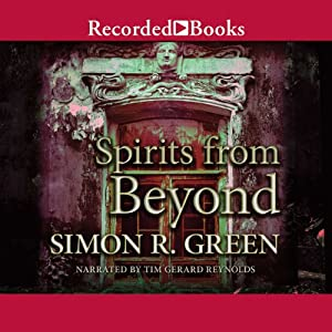 Spirits from Beyond Audiobook
