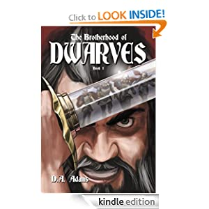 FREE KINDLE BOOK: The Brotherhood of Dwarves