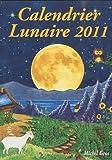 echange, troc Michel Gros - Calendrier lunaire 2011