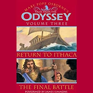 Tales from the Odyssey: Volume 3 | [Mary Pope Osborne]