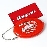 SNAP-ON スナップオン コインケース <トラック:オレンジ> #340031