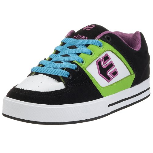Etnies Mens Ronin BLACK/GREEN 4101000235 9 UK