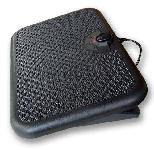 Cozy Products TT Toasty Toes Ergonomic Heated Foot Warmer (Floor Heater Pad compare prices)