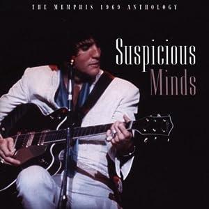 Suspicious Minds - Memphis 1969 Anthology: Amazon.co.uk: Music