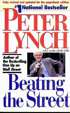 Beating the Street ISBN-13 9780671891633