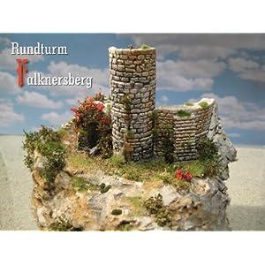 Rundturm Falknersberg, Bausatz, Spur N