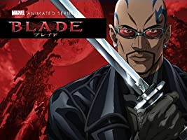 Blade Anime Series Season 1 [HD]