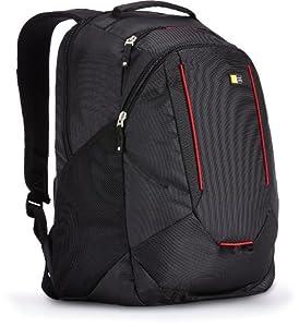 Case Logic Urbain BPEB115 Sac à dos en nylon pour Ordinateur 15,6''/iPad/Tablette Noir