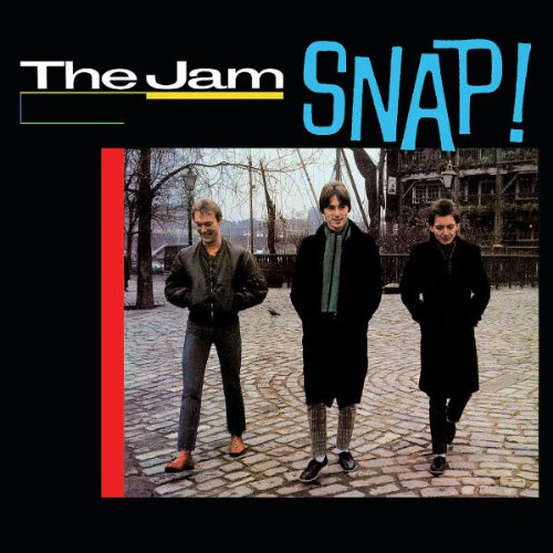 The Jam - SNAP - Lyrics2You