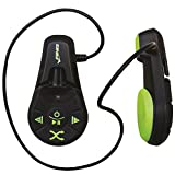 Duo Underwater MP3 Player Black / Acid Green