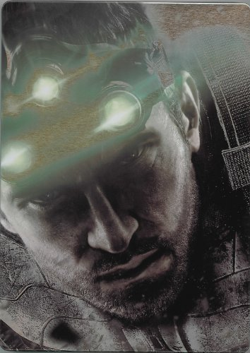 Tom Clancy's - Splinter Cell: Blacklist Steelbook G1 [Video Game Futureshop Memorabilia] NEW