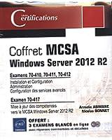MCSA Windows Server 2012 R2 - Coffret de 3 livres - Préparation aux examens 70-410, 70-411, 70-412 et 70-417