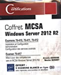 MCSA Windows Server 2012 R2 - Coffret...