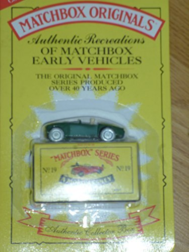Matchbox Originals (Authentic Recreations of Early Matchbox Vehicles) 1993 Series II No. 19