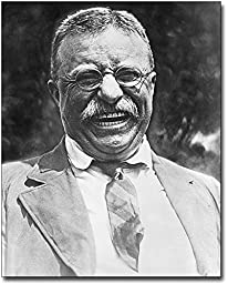 President Teddy Roosevelt 1921 8x10 Silver Halide Photo Print
