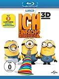 DVD & Blu-ray - Ich - Einfach unverbesserlich 2  [ + Blu-Ray 2D] [Blu-ray 3D]