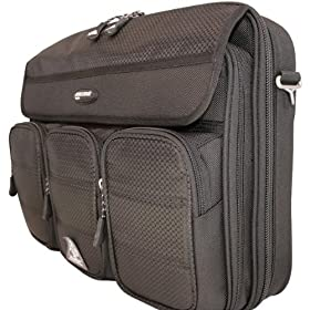 Mobile Edge ScanFast Messenger Bag for Notebook