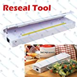 Plastic Bag Reseal Save Fresh Food Heat Sealer