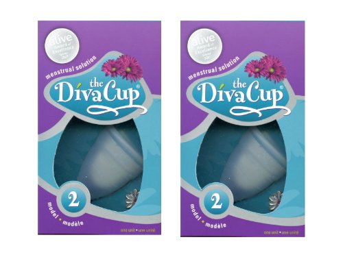 Diva cup diva cup 2 post childbirth 2 pack health - Diva cup 2 ...