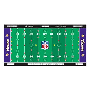 Minnesota Vikings Finger Football!
