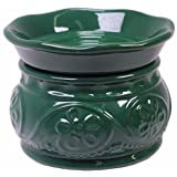 Glade Wax Melt Electric Warmer, Green, Winter Collection