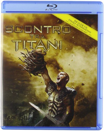 Scontro tra titani (+DVD) [Blu-ray] [IT Import]