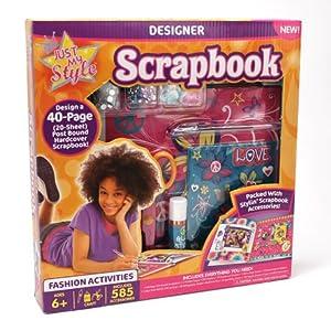 Just My Style Designer Scrapbook