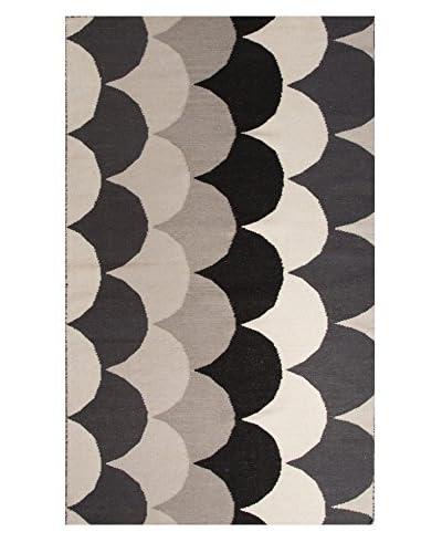 Jaipur Rugs Luli Sanchez Flat-Weave Geometric Pattern Rug