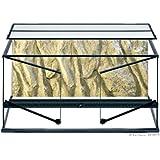 Exo Terra - PT2613 - Terrarium en verre - 90 x 45 x 45 cm