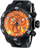Invicta Men's 5735 Reserve Collection Black Ion-Plated Chronograph Watch