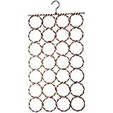 SystemsEleven Ikea Organiseur de garde-robe avec anneaux pour foulards/ceintures/écharpes/cravates