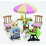 Sylvanian Families Garden Barbecue Set