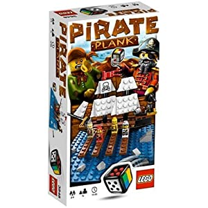 Lego board game: Pirate Plank!