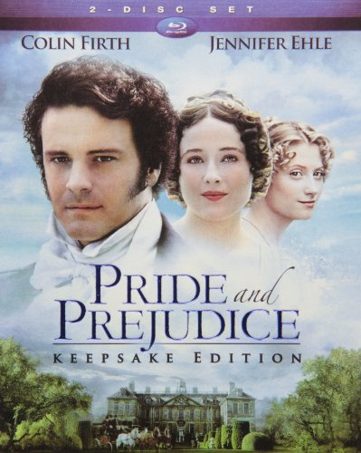 Pride & Prejudice [Blu-ray] (British Movies Bbc compare prices)