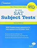 img - for The Official Study Guide for ALL SAT Subject Tests, 2nd Edition by The College Board (2011-04-26) Paperback book / textbook / text book