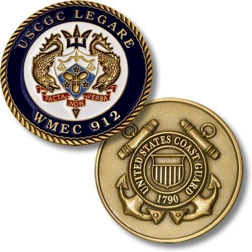 USCGC Legare (WMEC-912) Challenge Coin