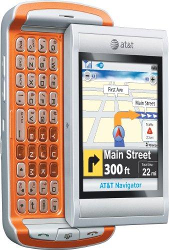 Brand New Unlocked GSM Quickfire Phone, GTX750R (Orange)