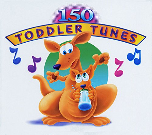150 Toddler Songs (Dig) [2 Audio CDs + 1 CD Rom]