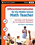 Differentiated Instruction for the Mi...