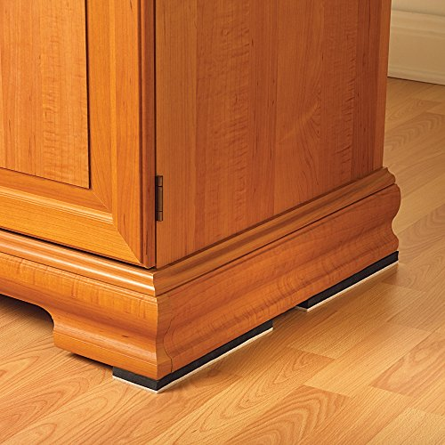Super Sliders Reusable Rectangle Felt Furniture Slider 4