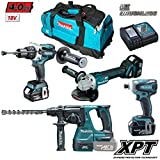 Makita quot;All Brushlessquot; Monster Kit DHP481