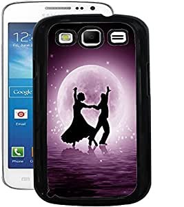 ColourCraft Dancing Couple Design Back Case Cover for SAMSUNG GALAXY S3 NEO I9300I